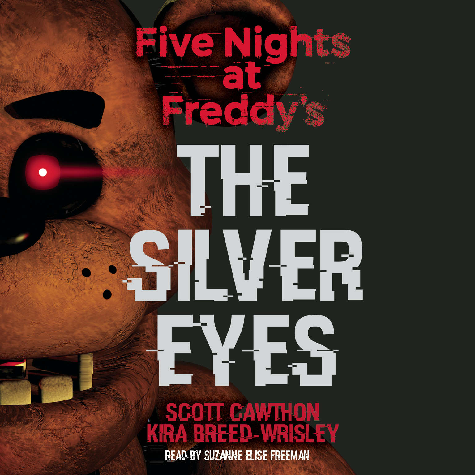 The Silver Eyes Audiobook, by Scott Cawthon