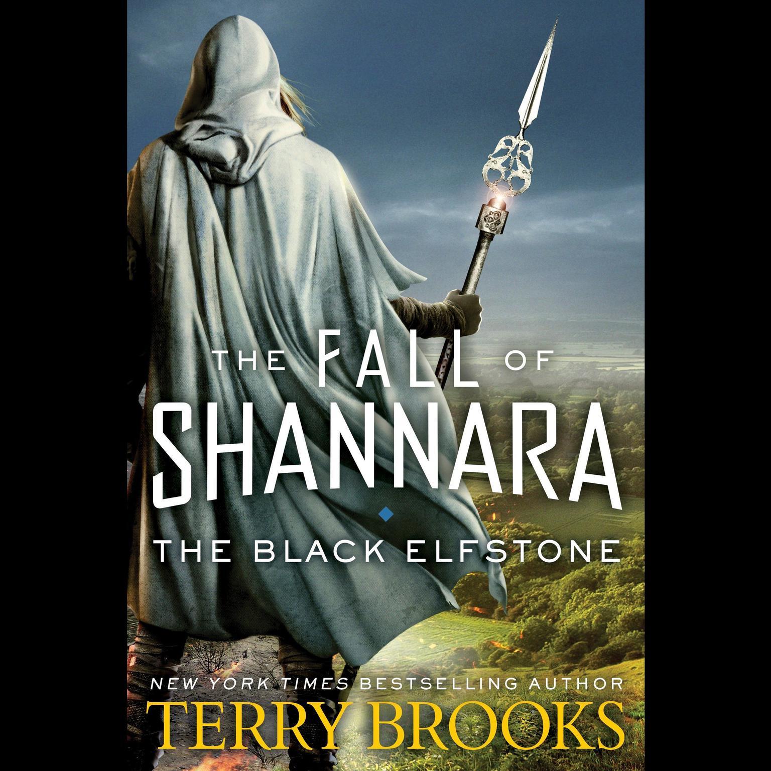 Printable The Black Elfstone: The Fall of Shannara Audiobook Cover Art