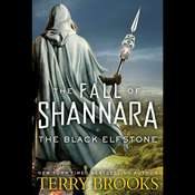 The Black Elfstone: The Fall of Shannara Audiobook, by Terry Brooks