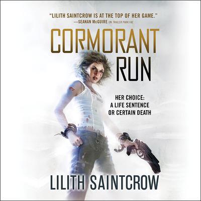 Cormorant Run Audiobook, by Lilith Saintcrow