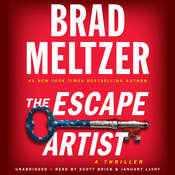 The Escape Artist Audiobook, by Brad Meltzer|