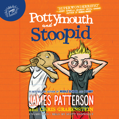 Pottymouth and Stoopid Audiobook, by James Patterson