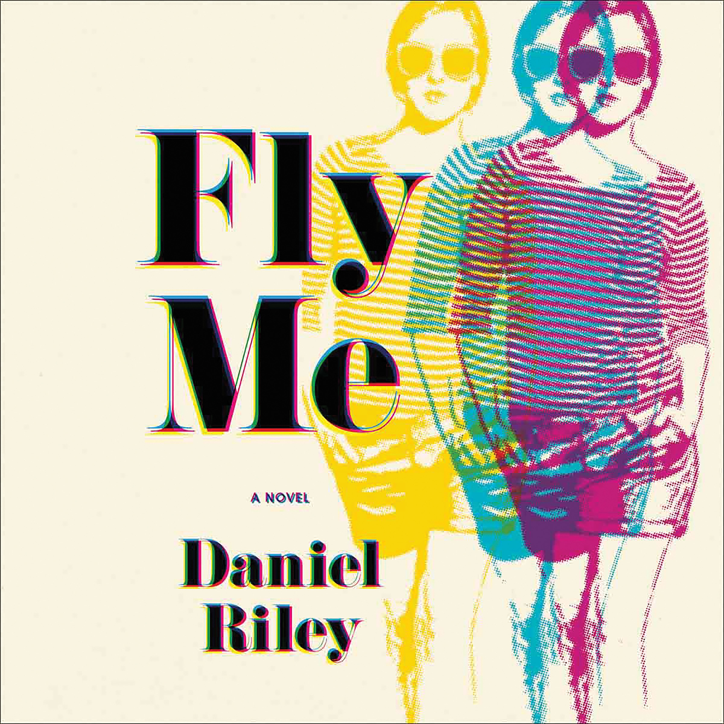 Printable Fly Me Audiobook Cover Art