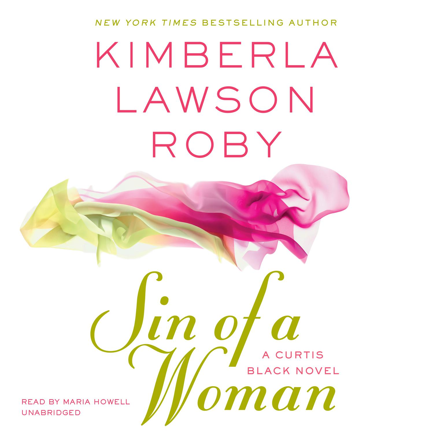 Printable Sin of a Woman Audiobook Cover Art