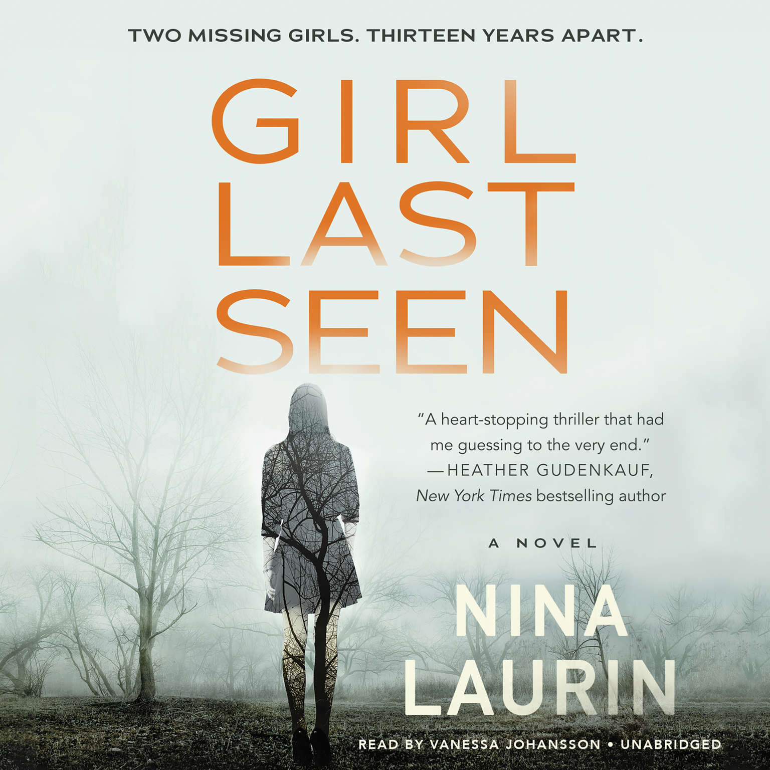 Printable Girl Last Seen: A gripping psychological thriller with a shocking twist Audiobook Cover Art
