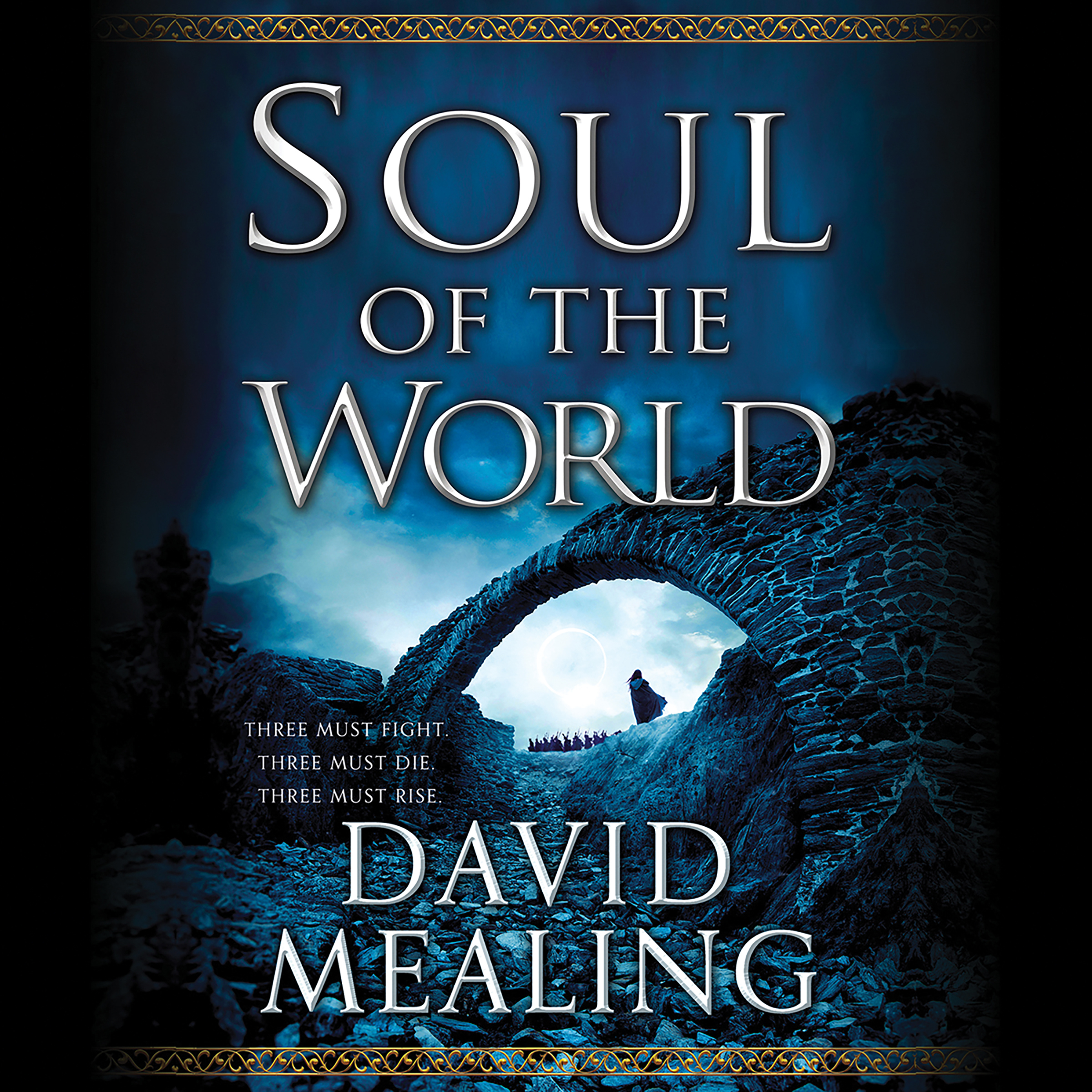 Printable Soul of the World Audiobook Cover Art