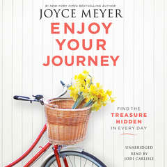 Enjoy Your Journey: Find the Treasure Hidden in Every Day Audiobook, by Joyce Meyer