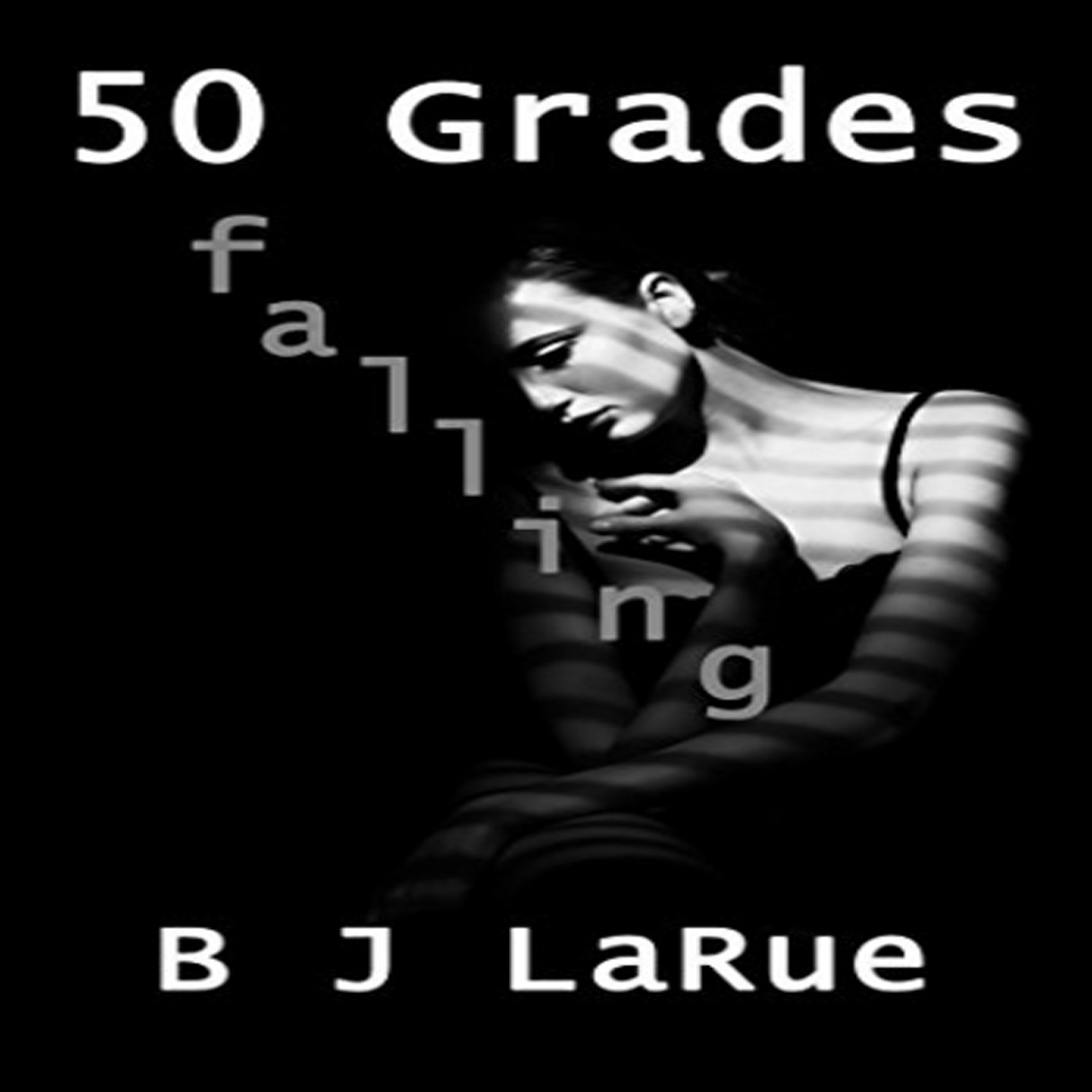 Printable 50 Shades Falling Audiobook Cover Art