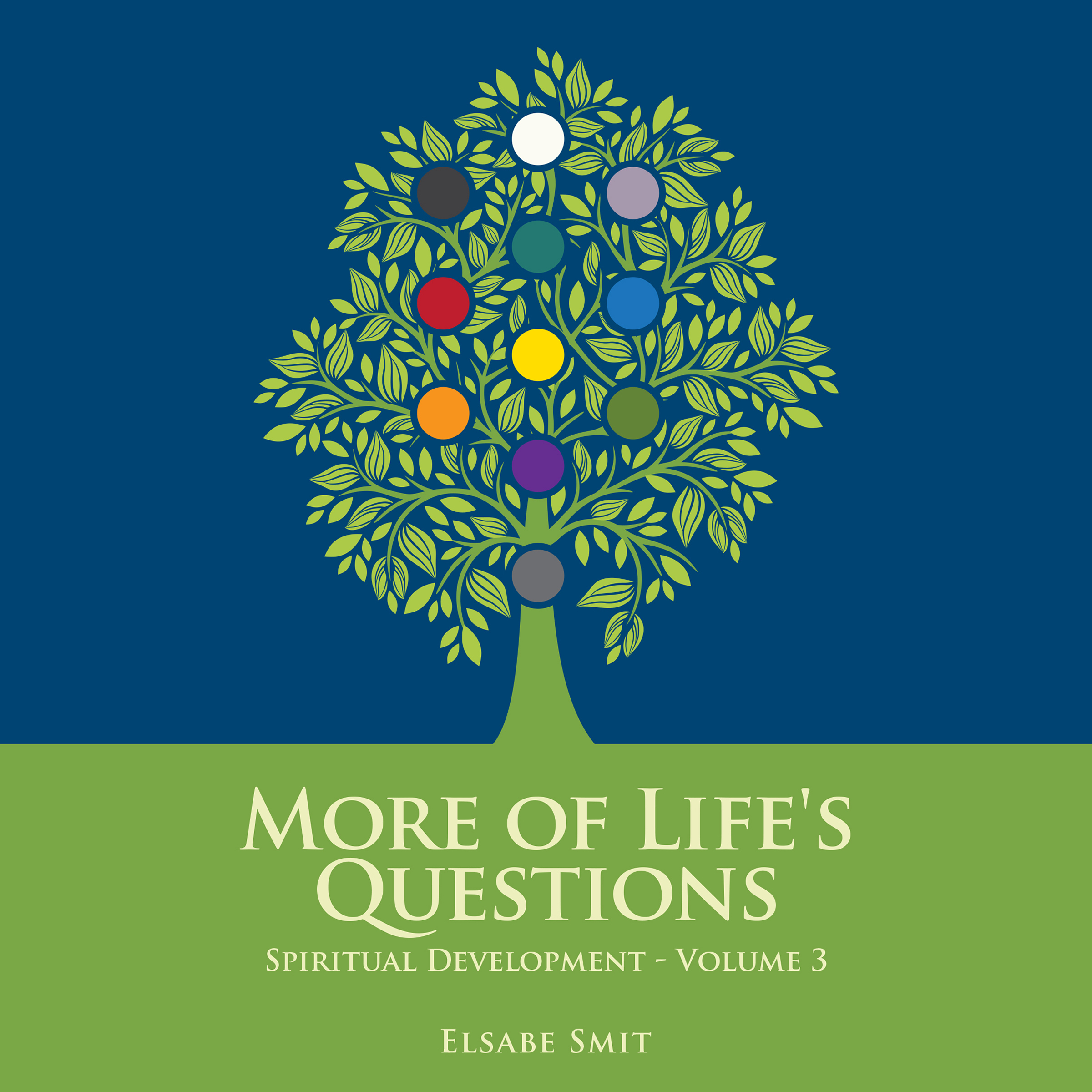 Printable More of Life's Questions: Spiritual Development Vol 3 Audiobook Cover Art