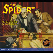 The Spider: The Mayor of Hell Audiobook, by Grant Stockbridge