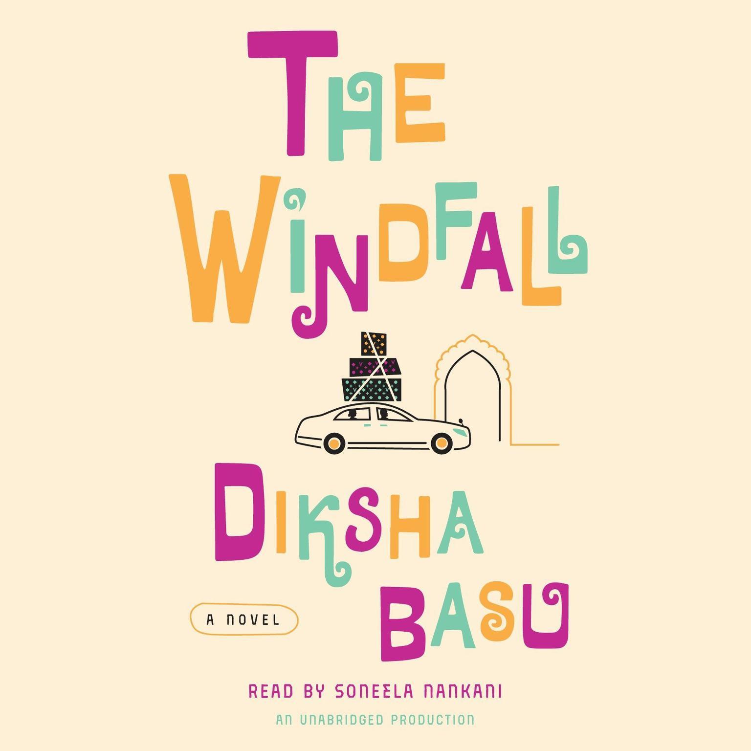 Printable The Windfall: A Novel Audiobook Cover Art