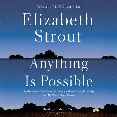 Anything Is Possible: A Novel Audiobook, by Elizabeth Strout