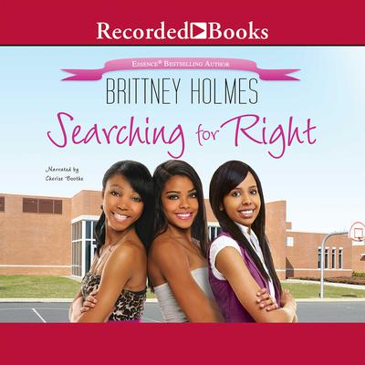 Searching for Right Audiobook, by Brittney Holmes