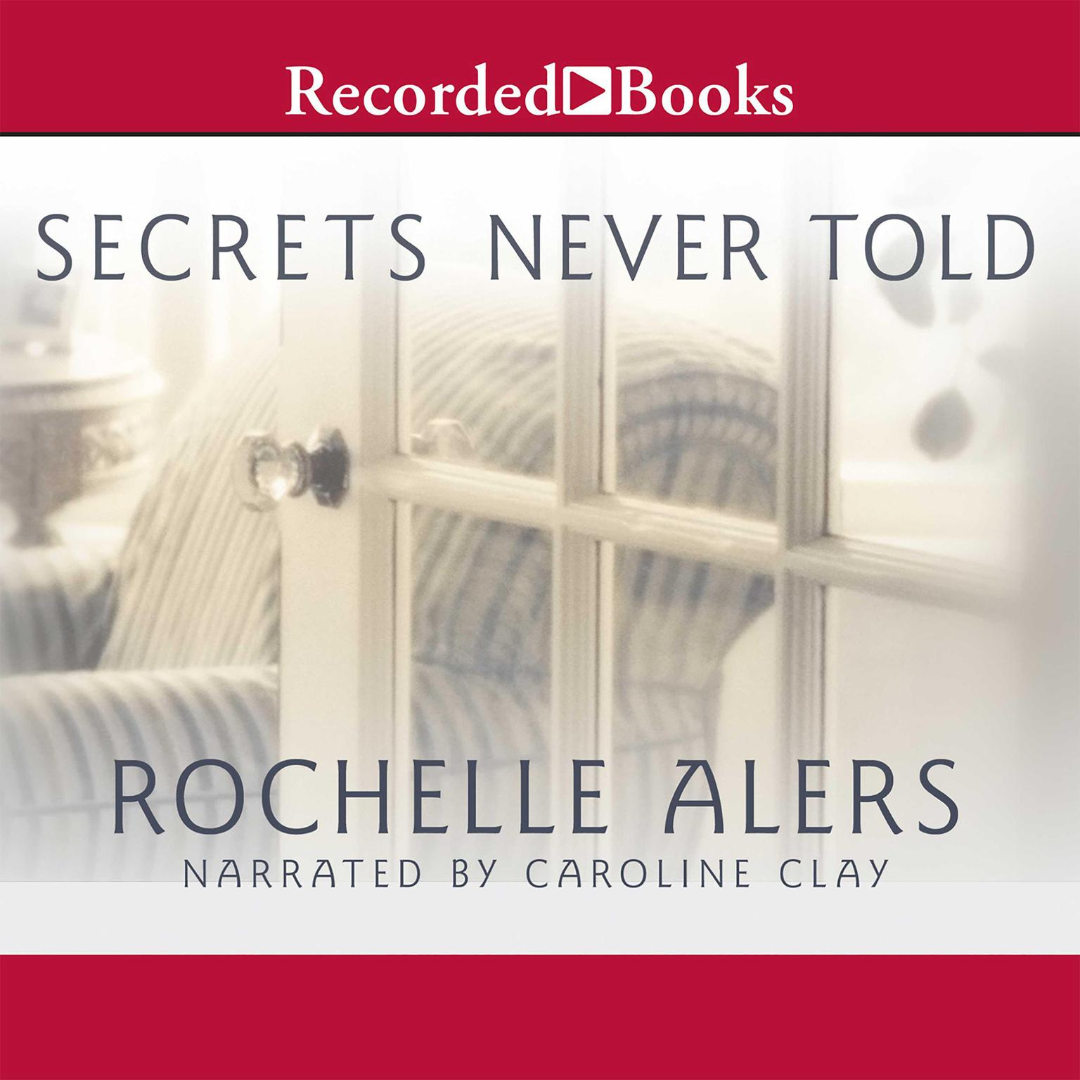 Printable Secrets Never Told Audiobook Cover Art
