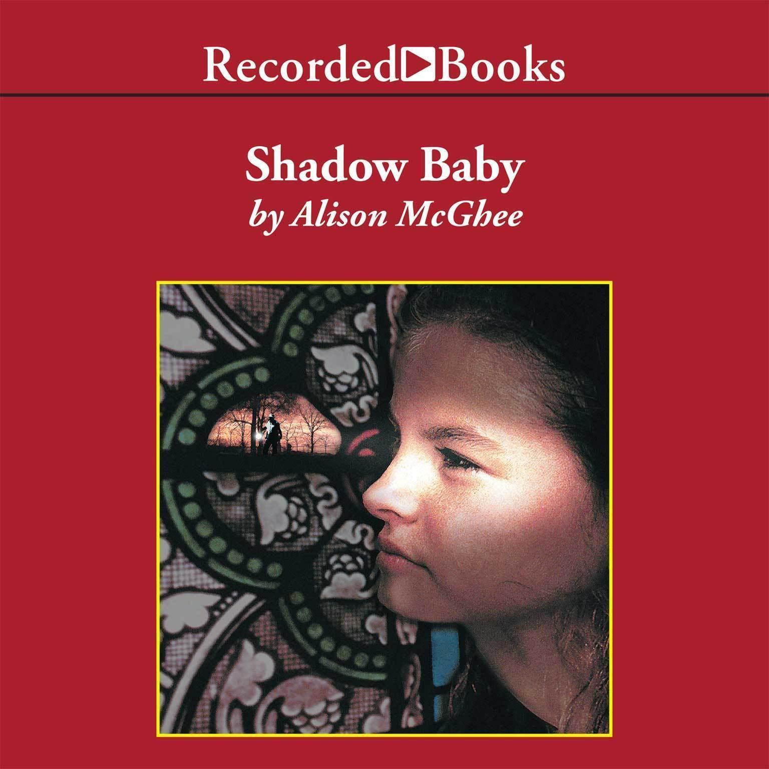 Printable Shadow Baby Audiobook Cover Art