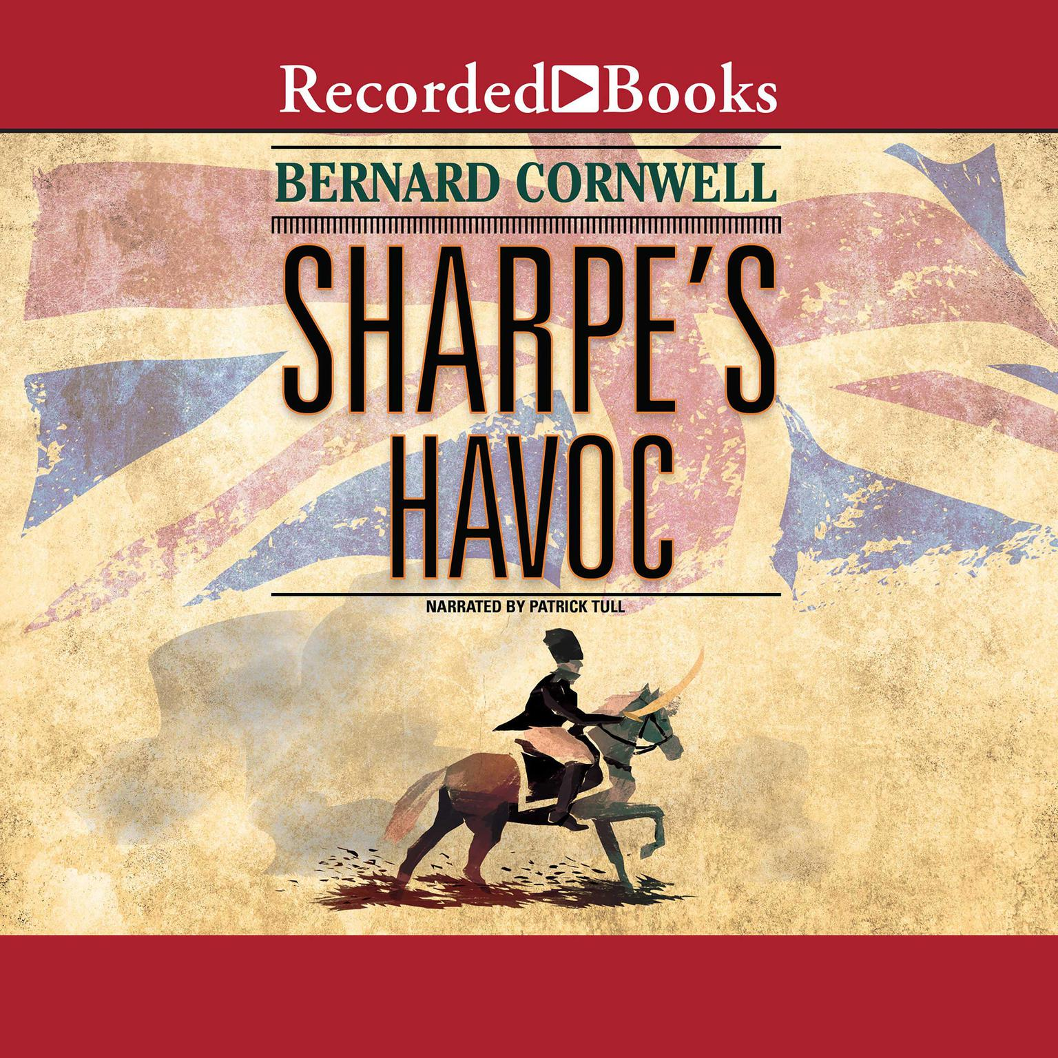 Printable Sharpe's Havoc: Richard Sharpe and the French Invasion of Portugal, Spring 1809 Audiobook Cover Art