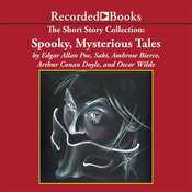 Spooky, Mysterious Tales,: The Short Story Collection Audiobook, by Arthur Conan Doyle