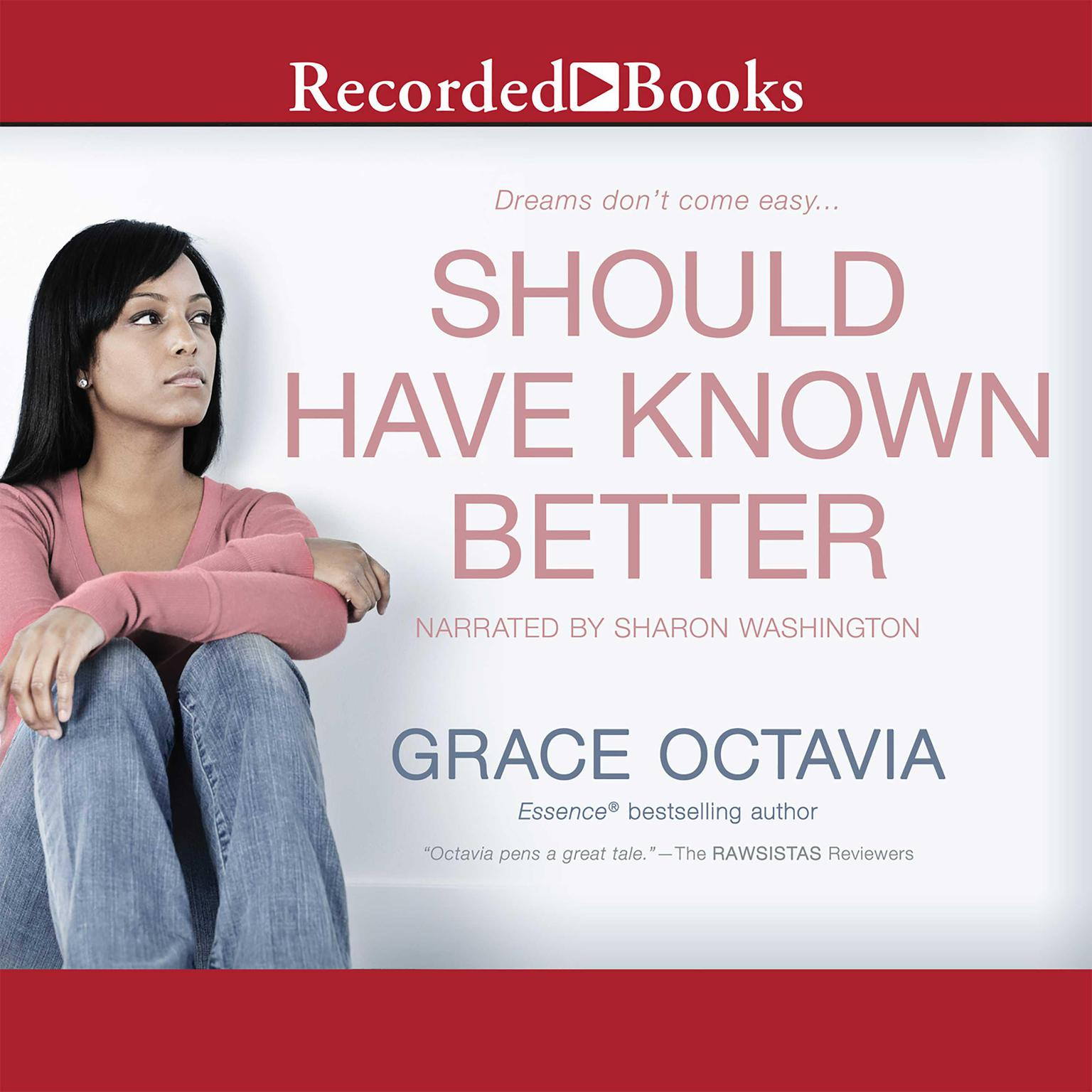 Printable Should Have Known Better Audiobook Cover Art