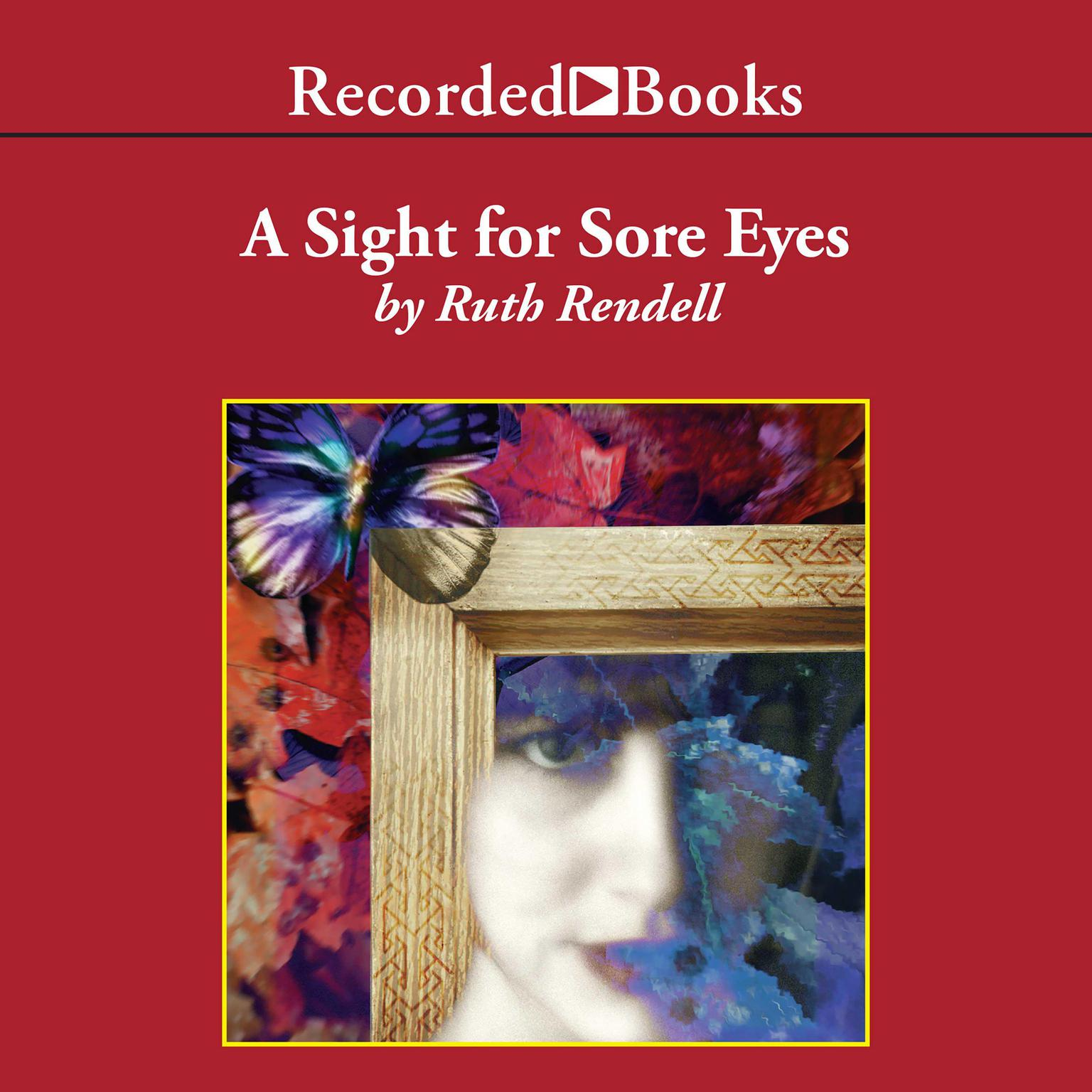 Printable A Sight for Sore Eyes Audiobook Cover Art
