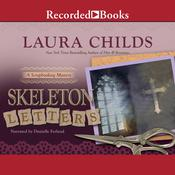 Skeleton Letters, by Laura Childs