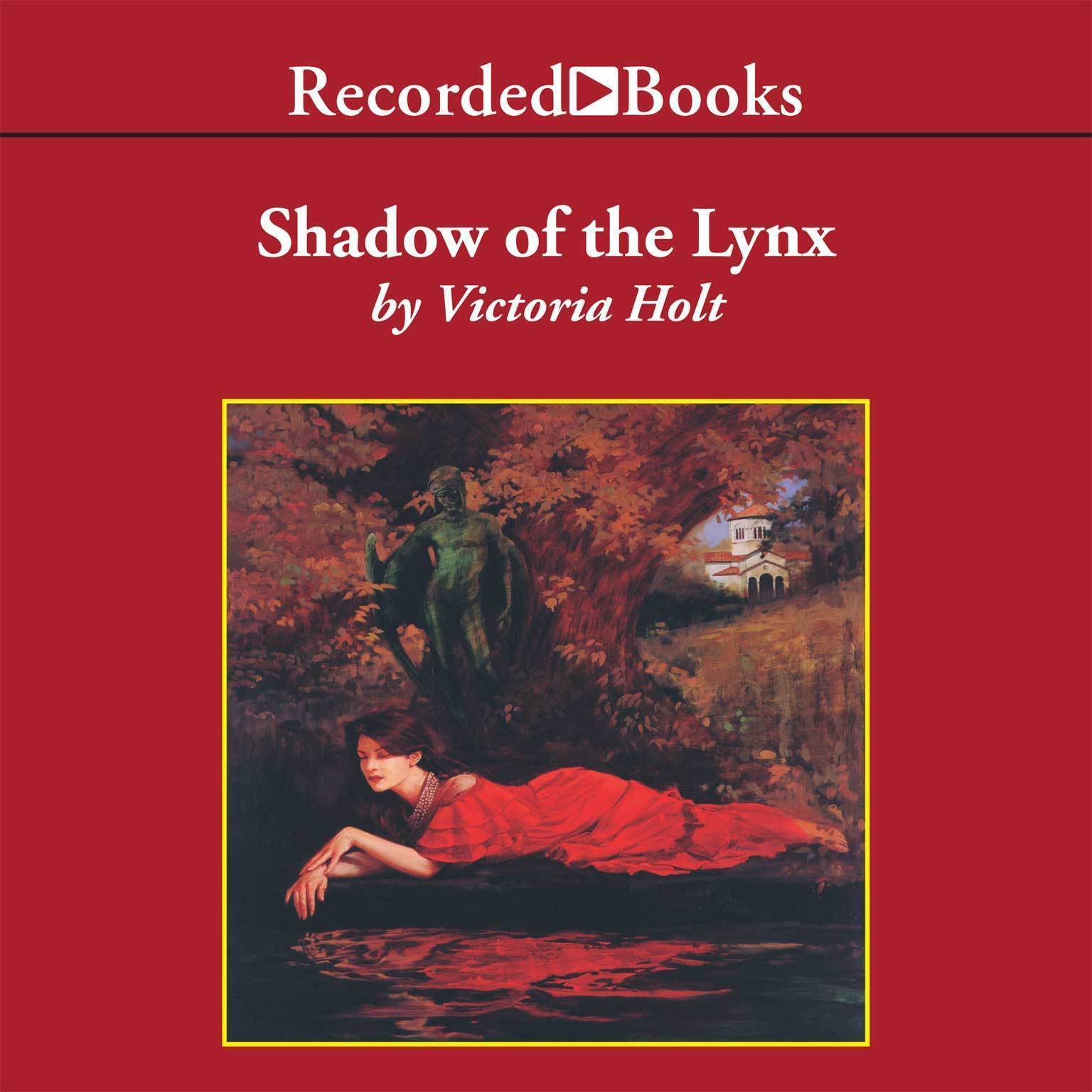 Printable The Shadow of the Lynx Audiobook Cover Art