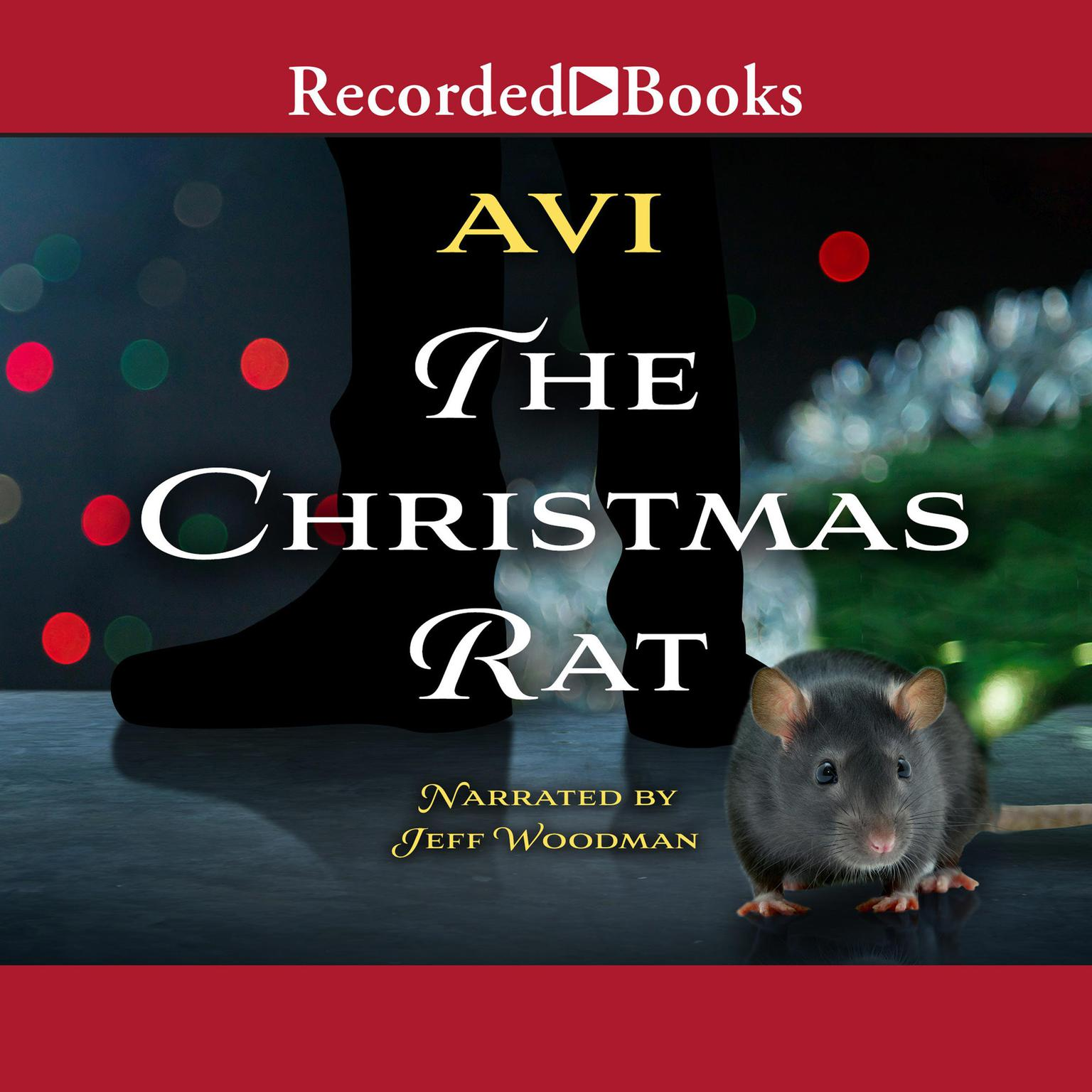 Printable The Christmas Rat Audiobook Cover Art