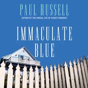 Immaculate Blue, by Paul Russell