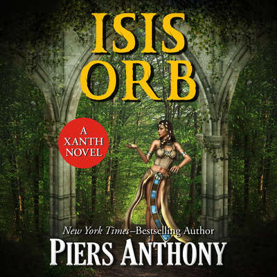 Isis Orb Audiobook, by Piers Anthony