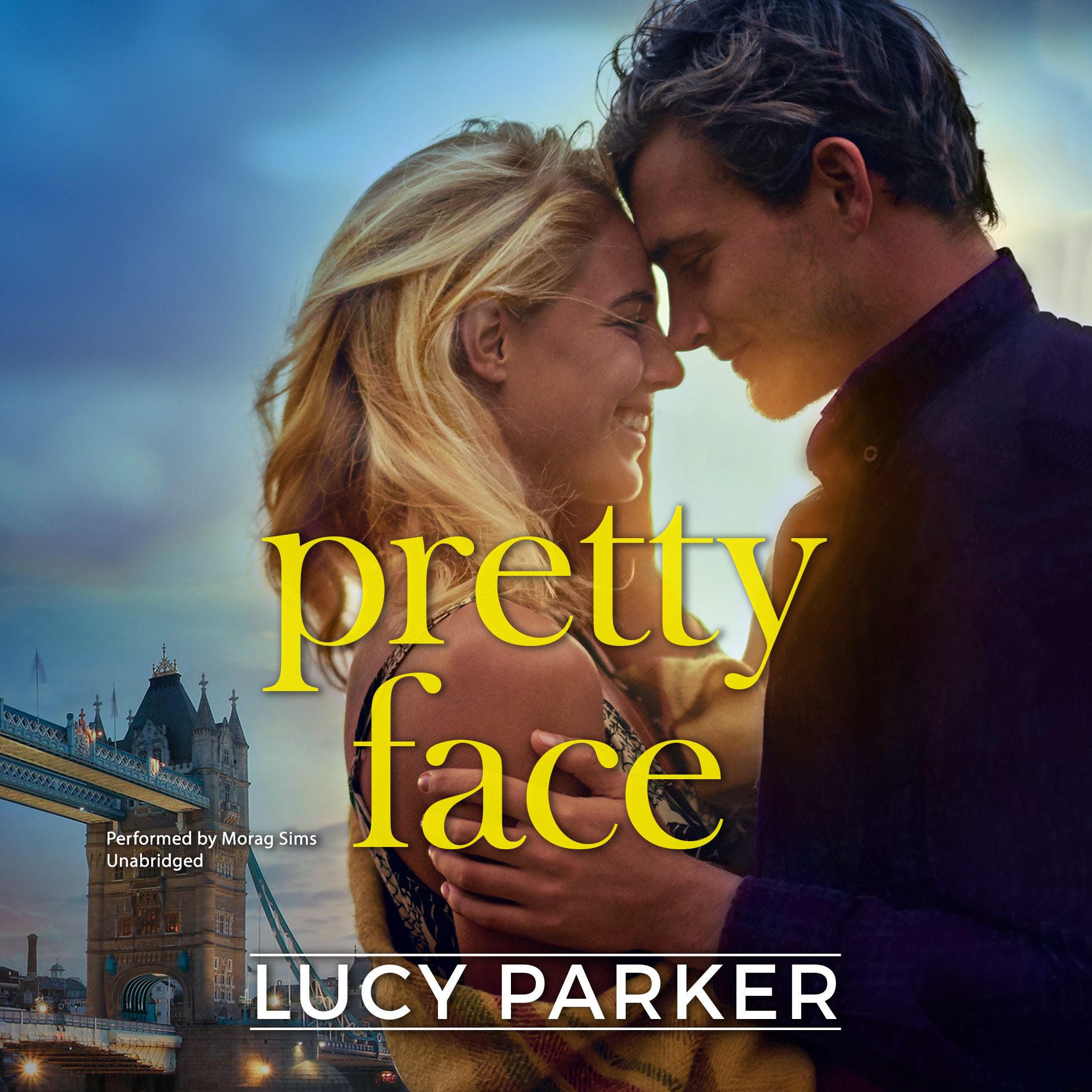 Printable Pretty Face Audiobook Cover Art