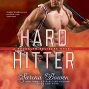 Hard Hitter Audiobook, by Sarina Bowen