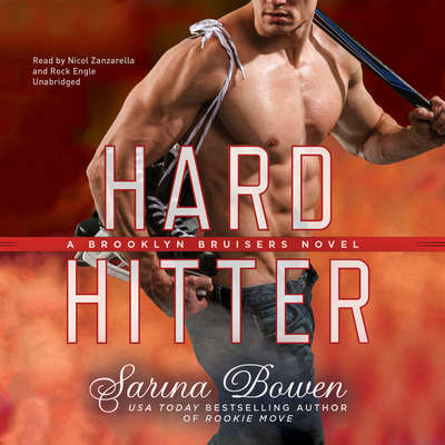 Hard Hitter Audiobook, by Sarina Bowen