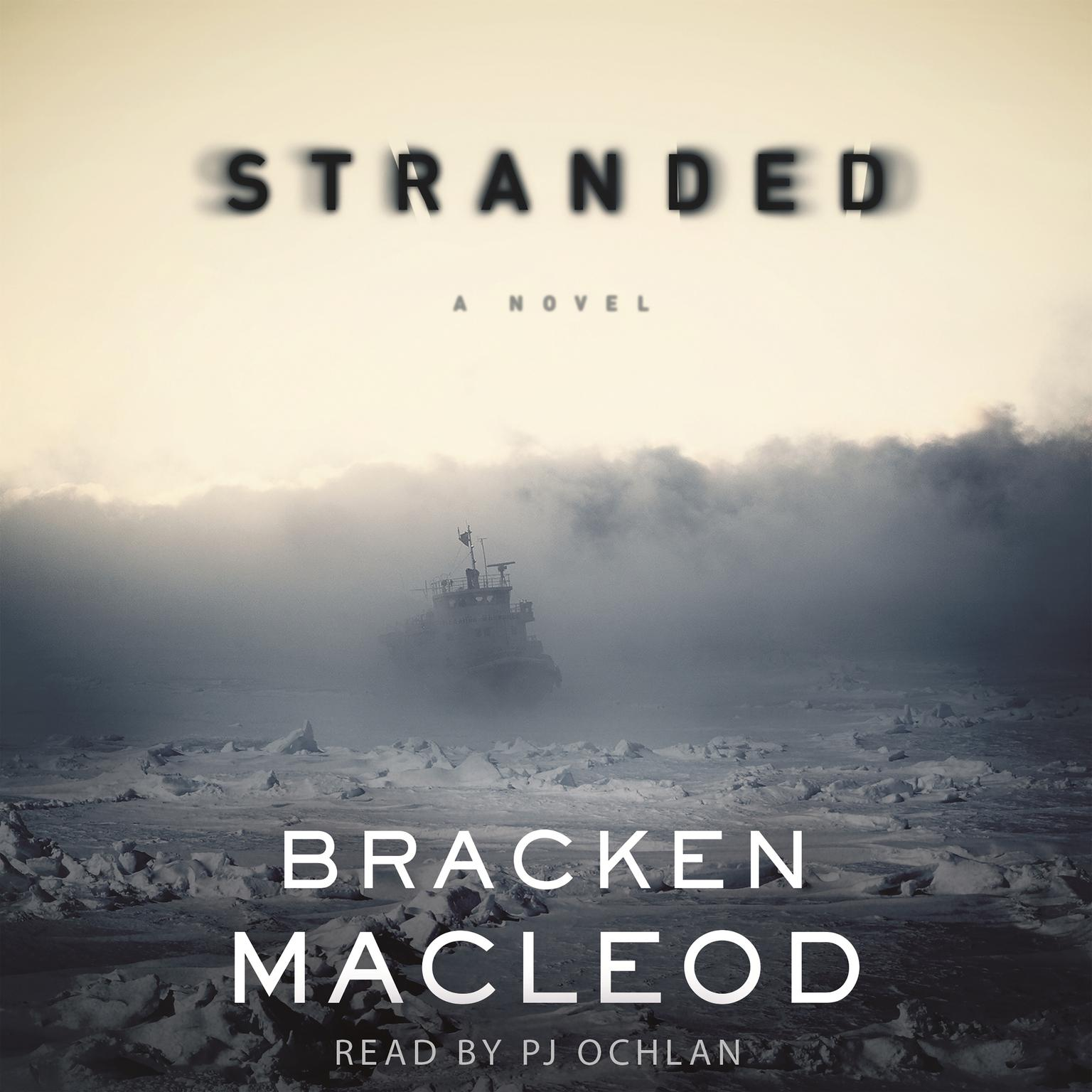Printable Stranded: A Novel Audiobook Cover Art