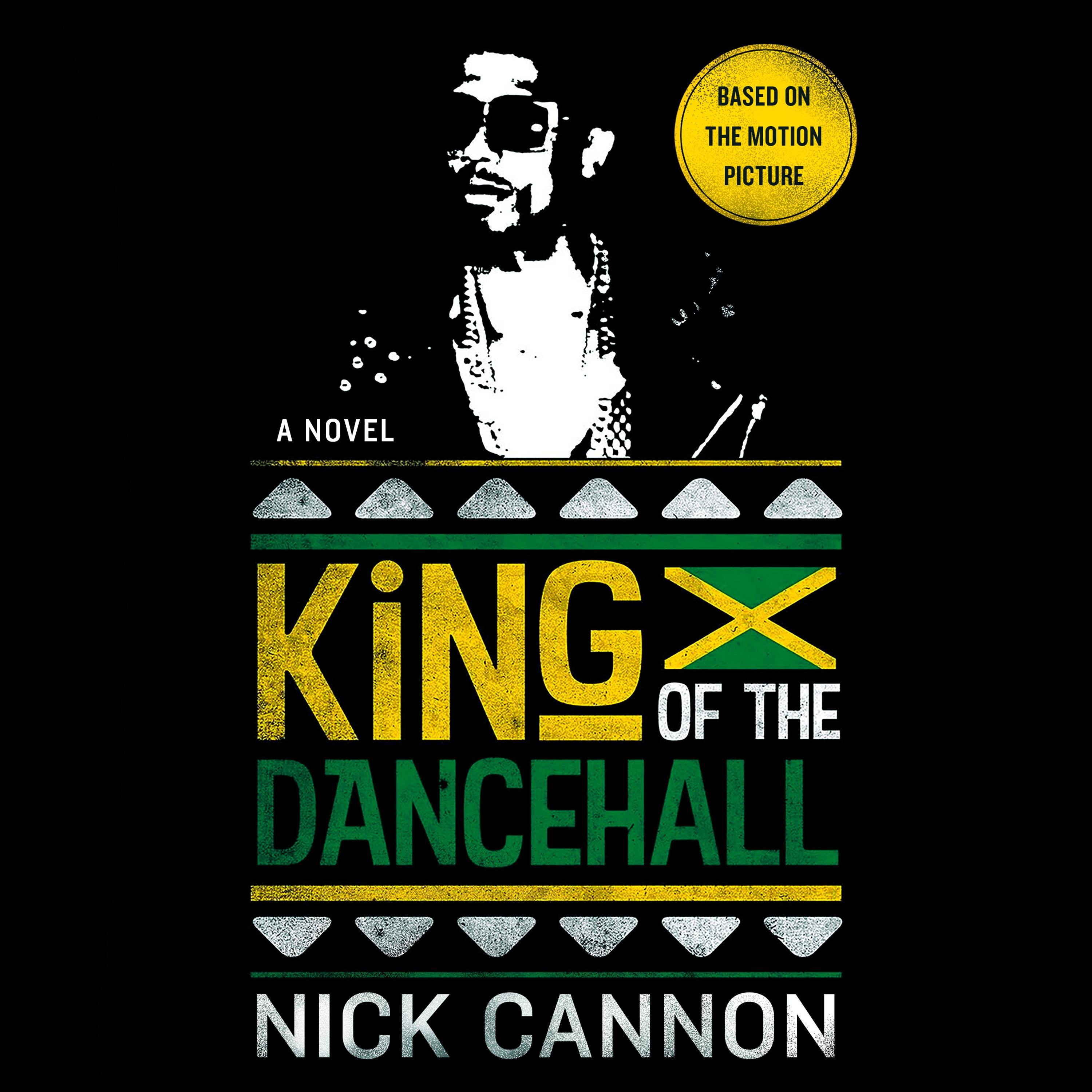 Printable King of the Dancehall: A Novel Audiobook Cover Art