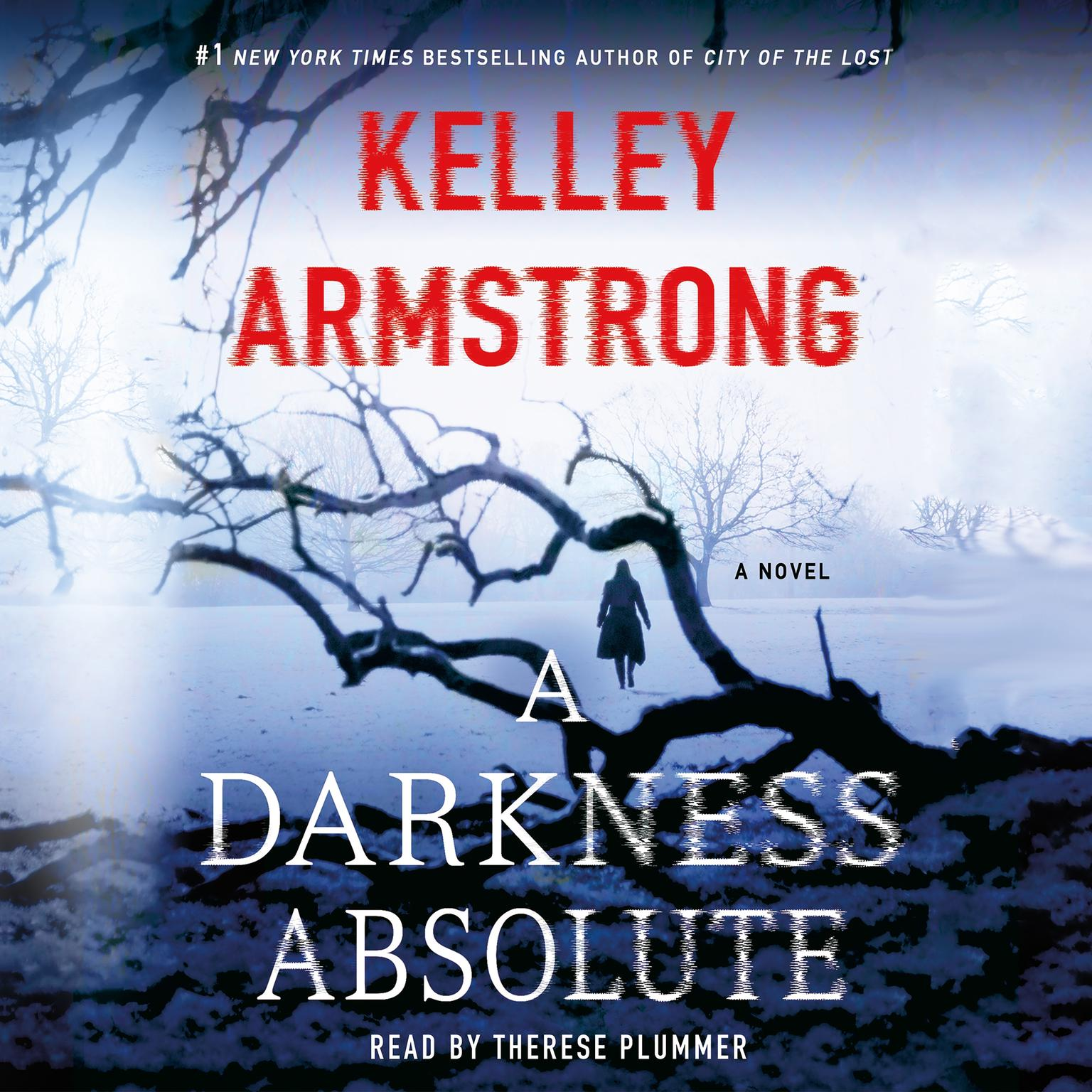 Printable A Darkness Absolute: A Rockton Novel Audiobook Cover Art