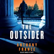 The Outsider: A Novel Audiobook, by Anthony Franze