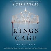 King's Cage Audiobook, by Victoria Aveyard