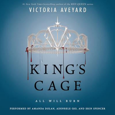 Kings Cage Audiobook, by Victoria Aveyard