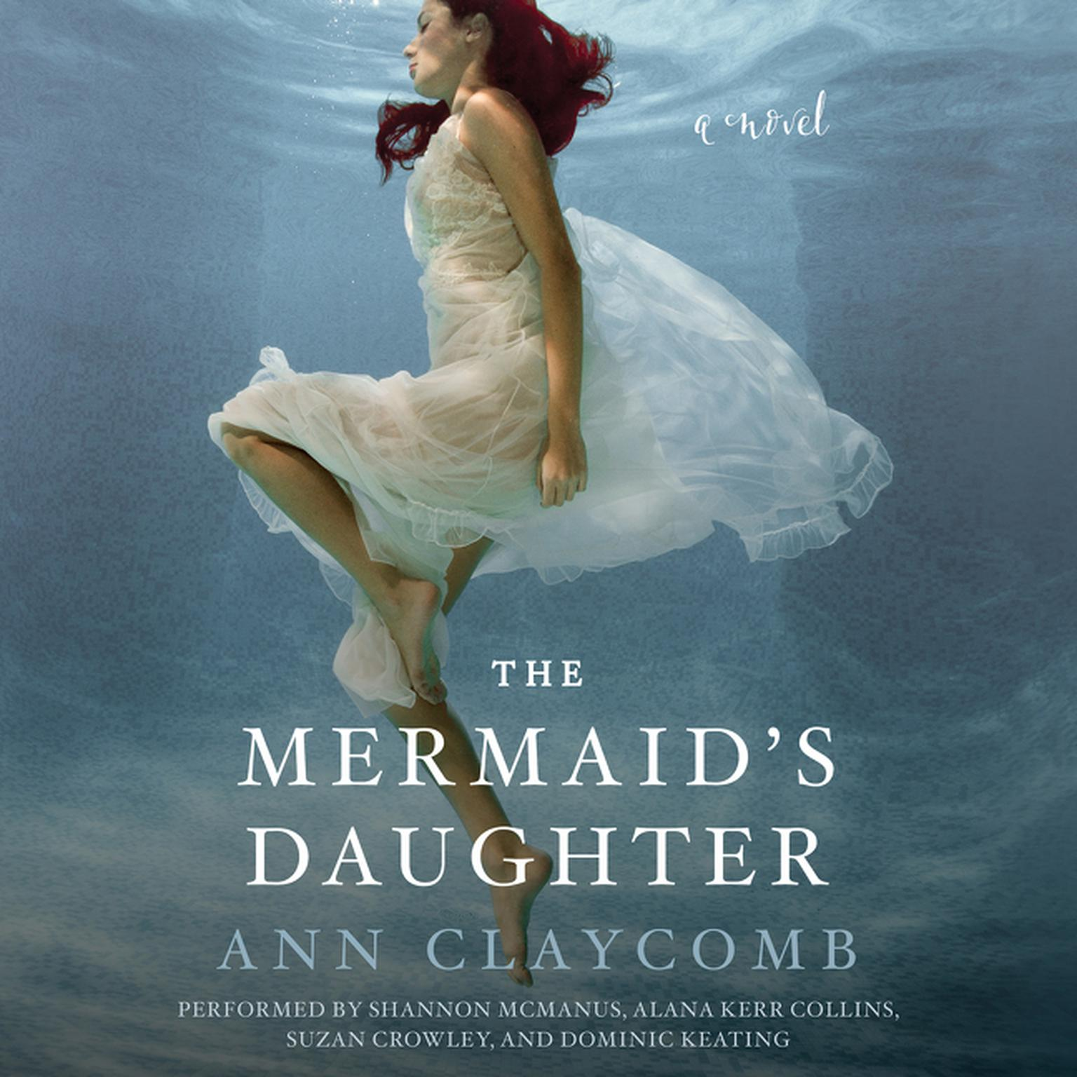 Printable The Mermaid's Daughter: A Novel Audiobook Cover Art