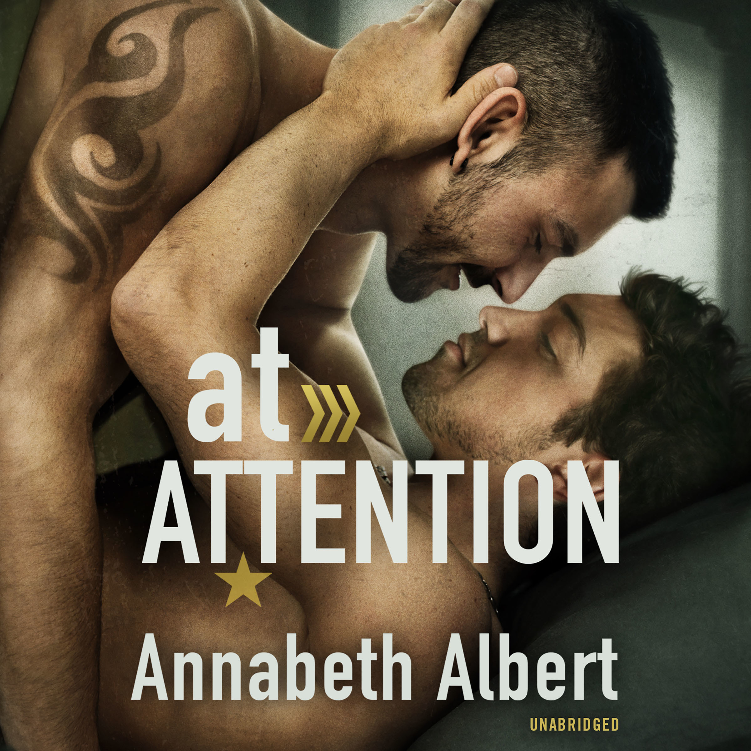 Printable At Attention Audiobook Cover Art