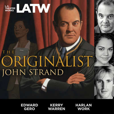 The Originalist Audiobook, by John Strand