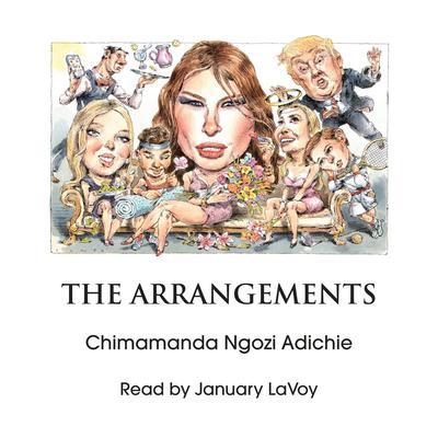 The Arrangements Audiobook, by Chimamanda Ngozi Adichie