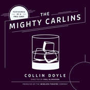 The Mighty Carlins Audiobook, by Collin Doyle