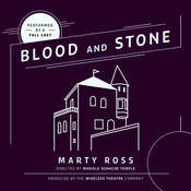 Blood and Stone Audiobook, by Marty Ross