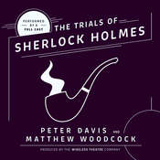 The Trial of Sherlock Holmes Audiobook, by Peter Davis, Matthew Woodcock