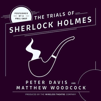 The Trial of Sherlock Holmes Audiobook, by Peter Davis