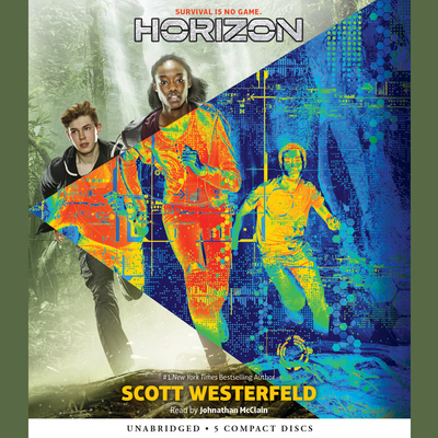 Horizon Audiobook, by Scott Westerfeld