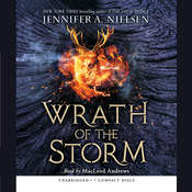 Mark of the Thief, Book 3: Wrath of the Storm Audiobook, by Jennifer A. Nielsen