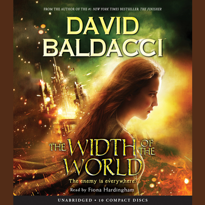 The Width of the World Audiobook, by David Baldacci
