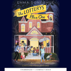 The Lotterys Plus One Audiobook, by Emma Donoghue