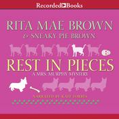 Rest in Pieces Audiobook, by Rita Mae Brown